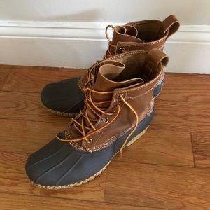 LL Bean, 8'' Bean Boots